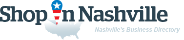ShopInNashville. Business directory of Nashville - logo